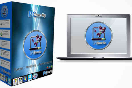 PC CLEAN UP - Enhance the performance of your PC  - Save 86%