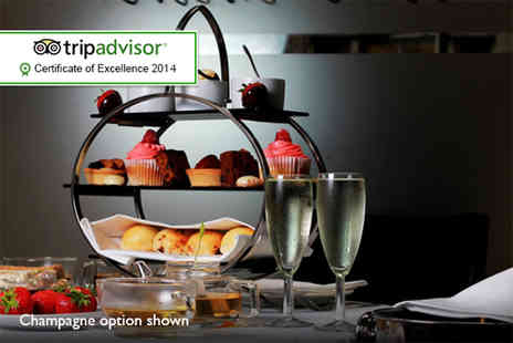 Number Twelve - Afternoon tea for Two  - Save 62%