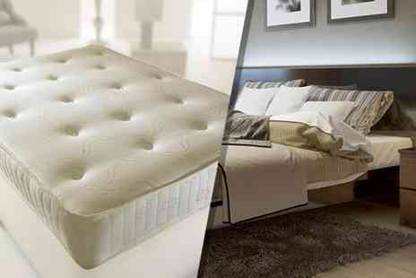Fishoom - Single orthopaedic mattress - Save 80%