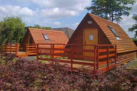 Royal Umpire Park - One Night Wigwam Stay For Five  - Save 51%