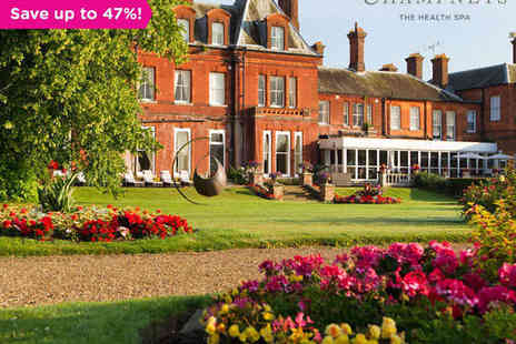 Champneys Tring - Overnight Stay with Pampering Heaven and Healthy Eating - Save 47%