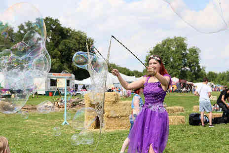Prestwold Hall - Tickets to Barefoot Festival  - Save 18%