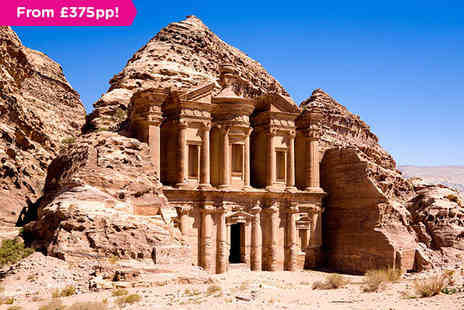 Encounters Travel - Natural Wonders and Ancient History in Jordan - Save 25%
