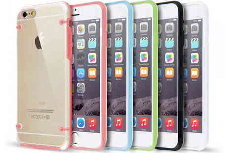 Limar Trading - Clear Hard TPU Case for Apple iPhone 6 - Save 80%