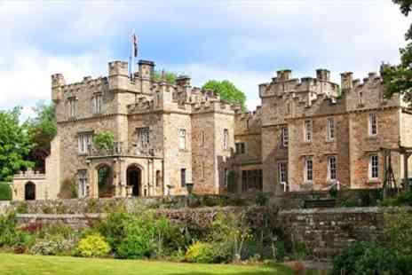 The Otterburn Tower Hotel - Overnight Northumberland Castle Stay inc Meals - Save 56%