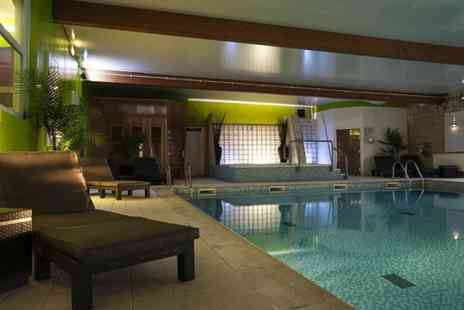 Hallmark Hotel Manchester - One night stay for 2 including breakfast, treats and access to spa facilities - Save 36%