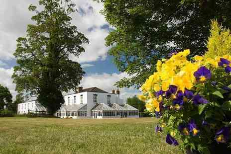 The Wroxeter Hotel - Two night stay for 2 including breakfast and Three course dinner - Save 56%