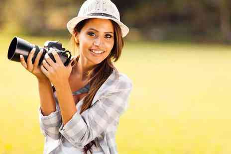 Amber Studios - Choice of photography courses  - Save 80%