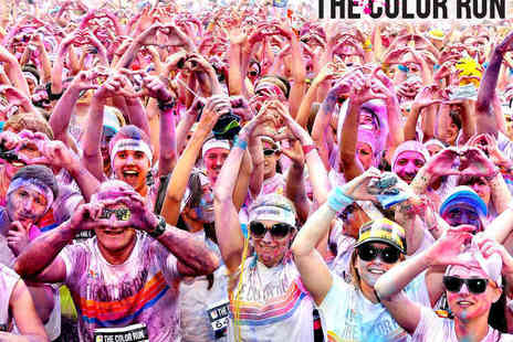 The Color Run - Entry to The Color Run, with Official Race Pack - Save 0%