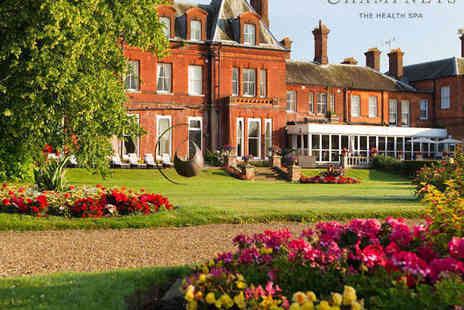 Champneys Tring - Overnight Stay in Standard Room with All Meals, Detox Scrub, Personal Training Session, and Unlimited Use of Resort Facilities  - Save 47%