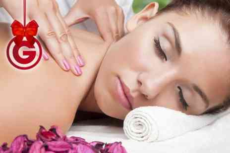 Lirio Therapy - Massage and Body Wrap Plus Facial  - Save 66%