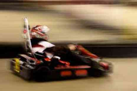 Wheelspin Karting - 50 Laps of Karting for One - Save 58%