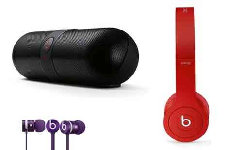 Yellowstone Partners - Beats by Dr Dre Urbeats, Pill Bluetooth Speaker ,Solo HD Headphones, Free Delivery - Save 31%