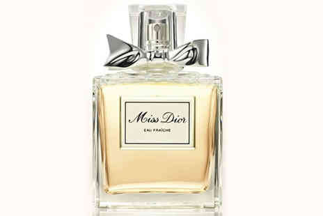 TLC Holdings - Christian Dior Miss Dior Eau Fraiche 50ml EDT - Save 45%