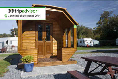 Drummohr Holiday Park - Two night luxury glamping trip for Two people  - Save 51%