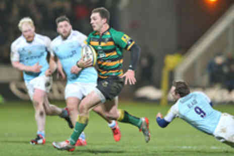 Northampton Saints - Tickets to Northampton Saints v Wasps LV Cup Rugby Match - Save 36%