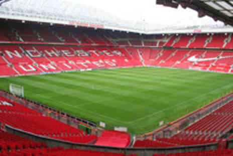 Manchester United Football Club - Manchester United Stadium Tour with Souvenir Photo - Save 36%