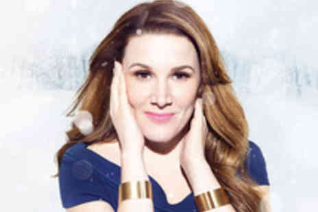 3A Entertainment  - Tickets to See X Factor Winner Sam Bailey in Concert - Save 32%