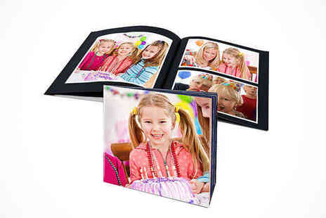 Beautiful Keepsake Photo Books - 20 Page Soft Cover Photo Book - Save 71%