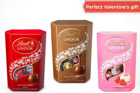 Gift Mountain - Lindt Lindor Chocolate  - Save 26%