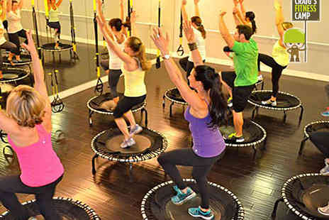 Craigs Fitness Camp - Ten Fitness Classes - Save 63%