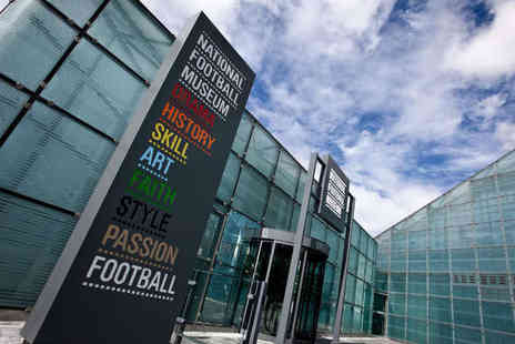 National Football Museum - Unlimited Play on Interactive Football Plus Experiences  - Save 0%