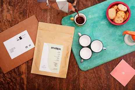 SuperJam - Envelope Coffee Delivery Subscription Fist Bag 225g Artisan Roasted Coffee Beans With Free Delivery - Save 71%