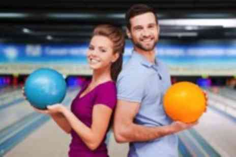 PSL Bowling - Two games of bowling & a pitcher of cocktail or a beer, wine or soft drink for 2 - Save 70%
