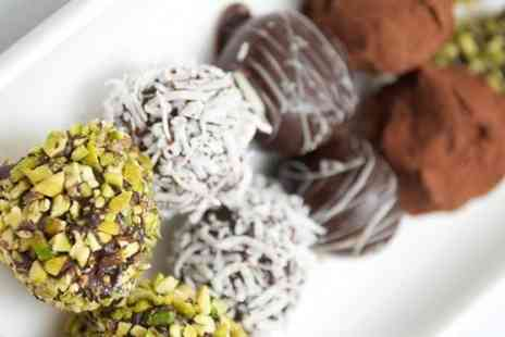 The Cocoa Box - Chocolate Truffle Workshop for One  - Save 52%