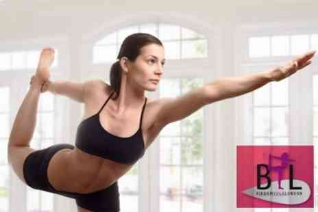 Bikram Yoga London - Ten Bikram Hot Yoga Sessions for £32 - Save 74%