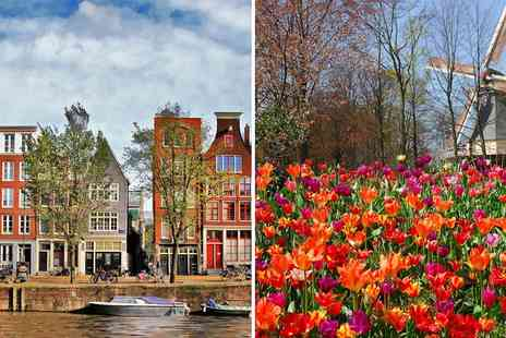 Mercure Amsterdam City - Two Night at a 4 star Mercure Hotel with flights plus tickets to the Keukenhof gardens - Save 38%