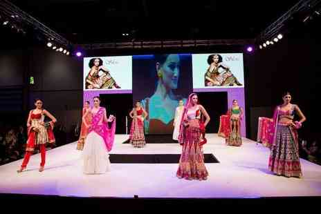 The National Asian Wedding Show - Two tickets to The National Asian Wedding Show - Save 50%