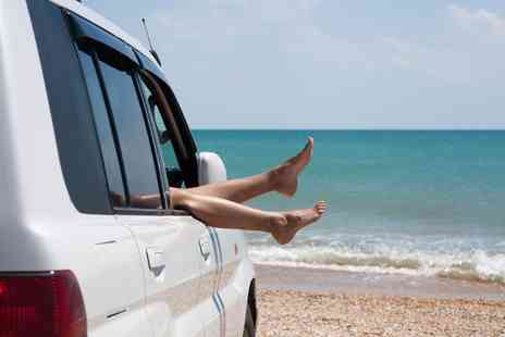 Affordable Car Hire - £40 holiday car hire voucher* from Affordable Car Hire - Save 88%