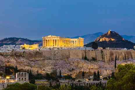 Major Travel - Three night Athens break including flights and breakfast - Save 24%