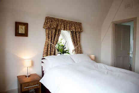 The Lemon Tree - One night stay for 2 including Four course dinner, sparkling afternoon tea, wine & breakfast - Save 39%