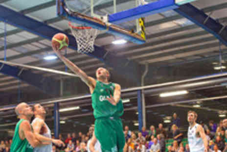 Manchester Giants - Family Ticket to a Manchester Giants British Basketball League Game - Save 26%