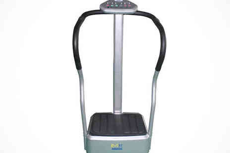 Good Vibrations - IM Fitness Power Vibration Plate, Free Delivery - Save 58%