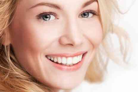Hermitage Clinic - Clear, Fixed Braces On One Arch or Both Arches - Save 57%