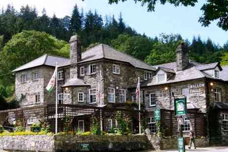 Swallow Falls Hotel -  Two Night stay For Two With Breakfast and Cream Tea  - Save 52%
