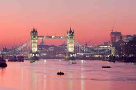 Seasoned Events - Love Is In The Air Tower Bridge Experience With Champagne and Chocolates  - Save 0%