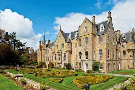 Carberry Tower - Spend One night near Edinburgh including breakfast - Save 40%