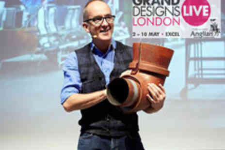 Media 10 - Two Tickets to Grand Designs 2015 at ExCeL London - Save 50%