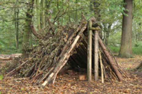 Sunrise Bushcraft - Sunrise Bushcraft Survival Day Course - Save 68%