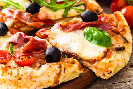 Casa Italia - Starter, Pizza or Pasta, and Cocktail for Two  - Save 51%