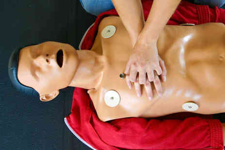 Gold Standard Training - One Day Emergency First Aid at Work Course - Save 71%