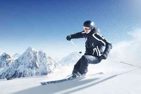 Rina Tours and Travel - Three Night Ski Experience With Car Hire  - Save 0%
