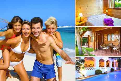 Camping Globo Rojo - Treat your family to Seven nights including flights and transfers - Save 38%