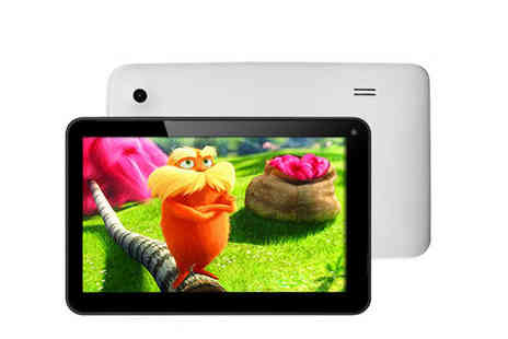 Oasis Business Services Int  - 9 inch Android Tablet PC with 24GB Total Storage - Save 29%