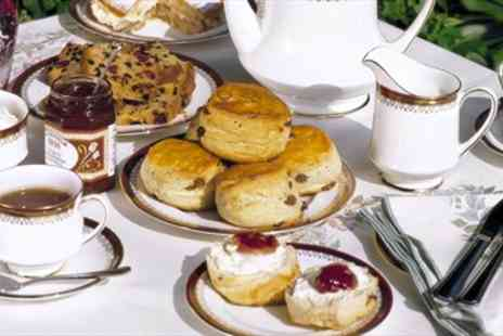 Richmond Gate Hotel  - Champagne Afternoon Tea for Two  - Save 53%