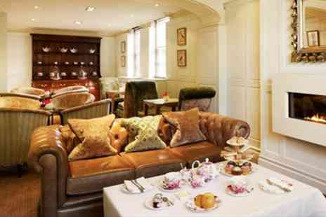 The Arden Hotel  -  Champagne Afternoon Tea for 2  - Save 42%